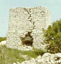 Lime Kiln at the Holschbach Quarry